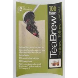 Tea Brew 100 Filters