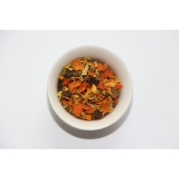 Organic Carrot Ginger